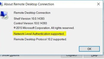Personal Technology - Solution - Bluetooth KeyBoard and Mouse Frequently Disconnecting rdp-err-01