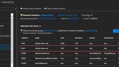 08s01 microsoft sql server native client 10.0 communication link failure