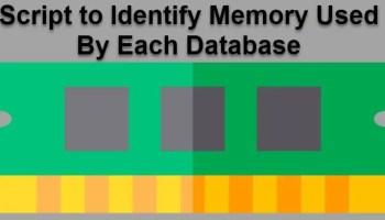 SQL SERVER - 3 Queries to Detect Memory Issues memdb