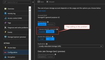 SQL SERVER - Unable to Connect to SQL Server in Azure Virtual Machine from SSMS on On-Premise Machine az-err-04