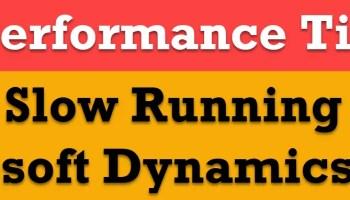 SQL SERVER - Best Practices for Dynamics NAV AX CRM crmslow