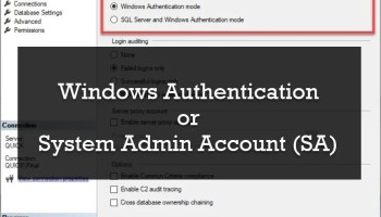 Can Admin Rename SA Account in SQL Server? - Interview Question of the Week #256 securityquestion