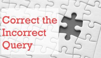 SQL SERVER - Fix: Error 130: Cannot perform an aggregate