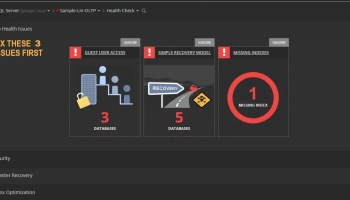 SQL Server Monitoring Week - SQL Diagnostic Manager spotlight4