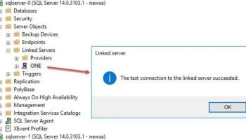 SQL SERVER - FIX: Msg 15190 - There are still remote logins or linked logins for the server link-srv-err1-01