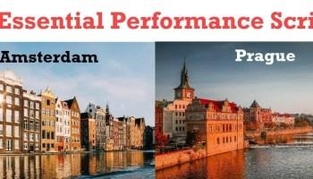 SQL Saturday Prague 2019 - Pre-Con: 21 Essential Scripts: Performance Tuning for EVERYONE 21scripts