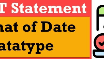 SQL SERVER - Convert Formatted Integer Values into Date print-statement