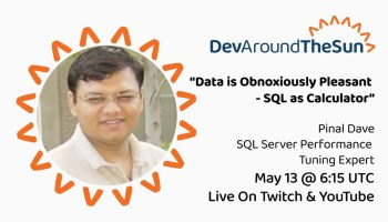 SQL SERVER - Puzzle - Write a Shortest Code to Produce Zero devaroundthesun1