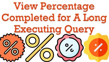DMV to Replace DBCC INPUTBUFFER Command - Interview Question of the Week #100 percentagecompleted0