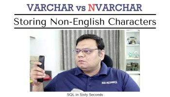 What is N in nvarchar? - Interview Question of the Week #301 126-ForeignStringsyt-FINAL-vc