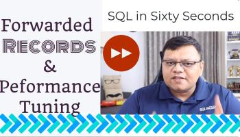 Find Expensive Queries - SQL in Sixty Seconds #159 155-ForwardedRecords-yt