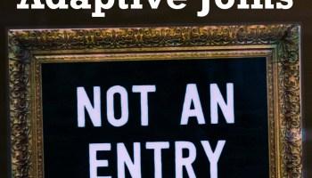SQL SERVER - Enable Adaptive Join disableadaptive