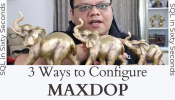 SQL SERVER - 3 Different Ways to Set MAXDOP 166-3ways-MAXDOP-yt