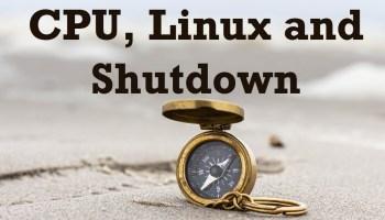 Apache2 Linux  - Common Commands Linux-and-Shutdown
