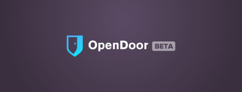 OpenDoor SaaS Security