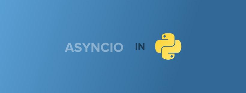 asyncio logo python