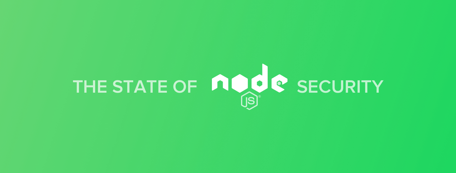 State of Node.js Security 2017 - Sqreen Blog | Modern Application Security