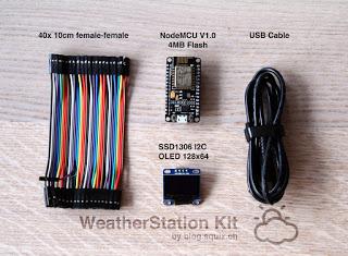 ESP8266: Improving the WeatherStation Display - Squix - TechBlog