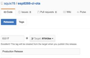 Release Screen Github