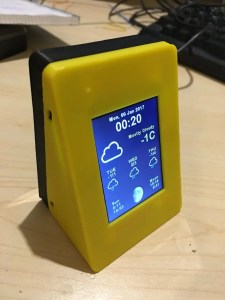 ESP8266 Weather Station Projects 2