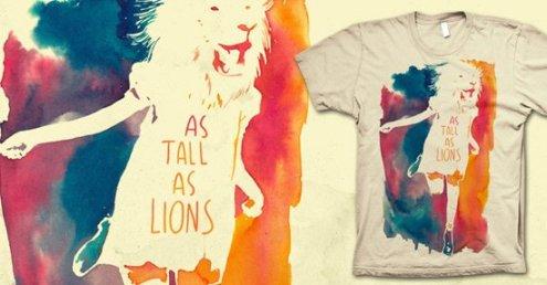 lions-beautiful-tshirt-designs