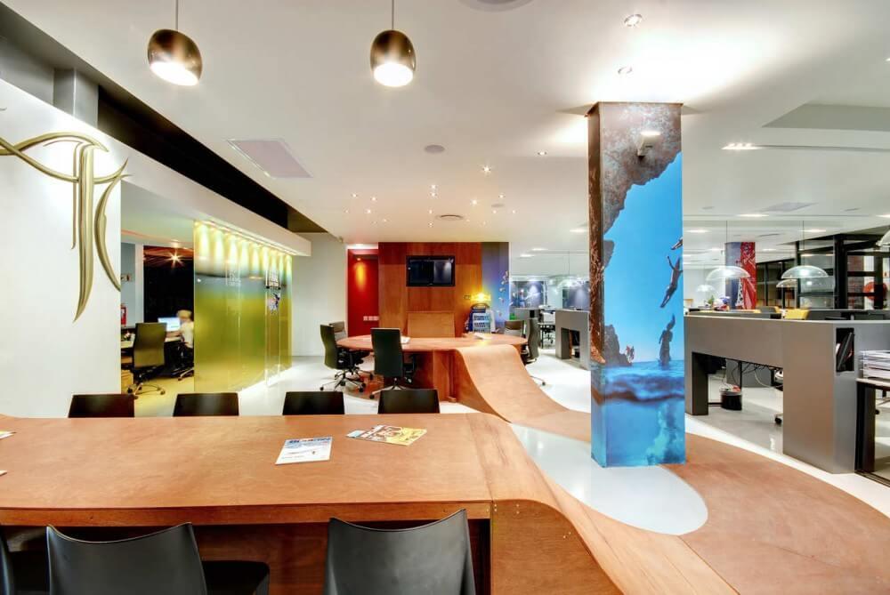 20 Desain Interior Kantor Terkeren  Menarik Untuk