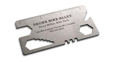 Bike Multi - Tool Business Card