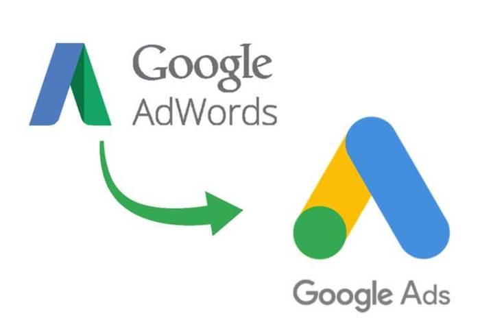 perubahan google adwords jadi google ads