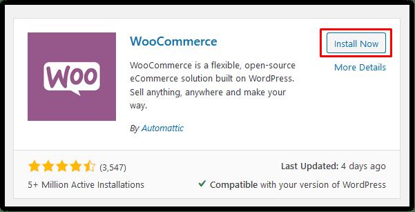cara membuat website toko online di wordpress dengan plugin woocommerce