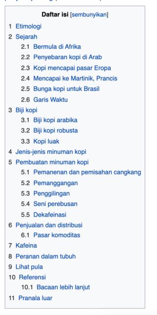 riset keyword daftar isi wikipedia
