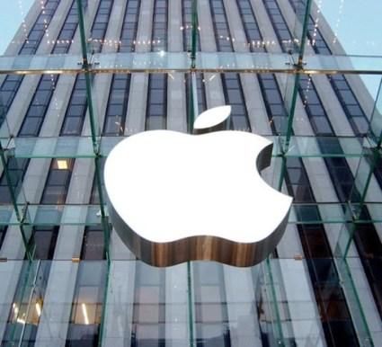 logo apple sekarang