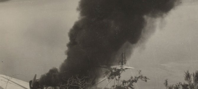 1927: Smoke on the water