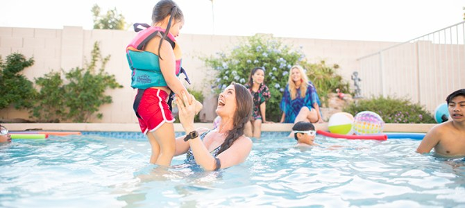 Water safety during Drowning Impact Awareness Month