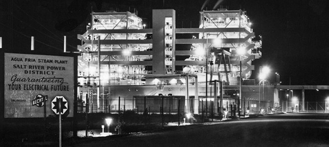 A look back: Agua Fria Generating Station