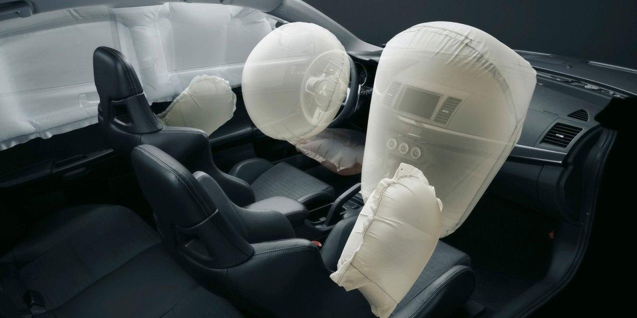 O que fazer depois que o airbag é acionado?