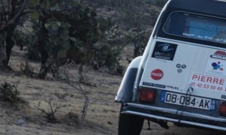 Citroën viajou 25.000 km para assistir à Copa