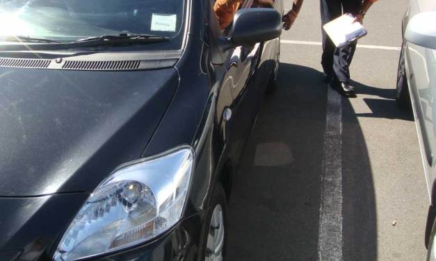 Como Saber Se o Carro Foi Batido?