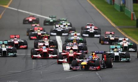 As equipes da F1 2014