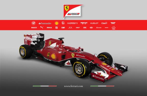 Ferrari SF15-T-01