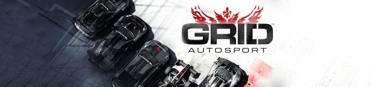 Lançamento do novo game da série GRID Autosport
