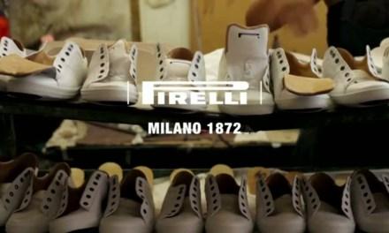 Tênis Pirelli sob medida