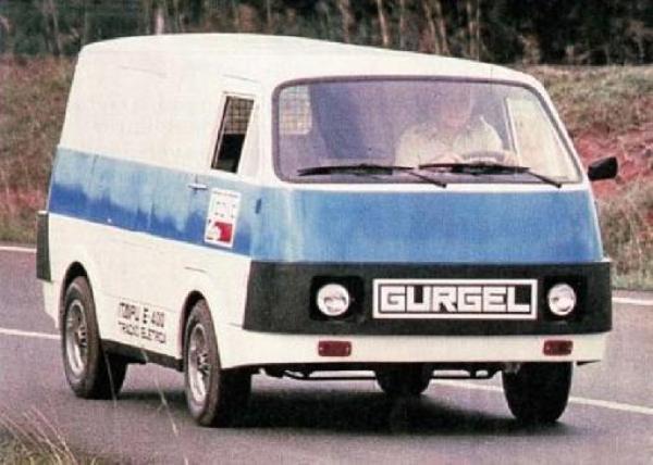 Gurgel Itaipu E400