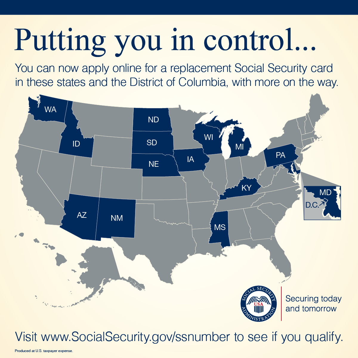 To apply for an original card, you must provide at least two documents to prove age, identity, and u.s. Need A Replacement Social Security Card Social Security Matterssocial Security Matters