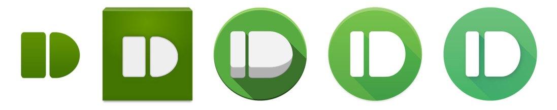 Pushbullet logos
