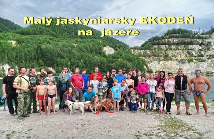 Šútovské jazero, Neoficiálny jaskyniarsky zraz na Šútovskom jazere, Blog členov SSS