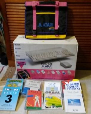 Atari ST le bag 7logiciels