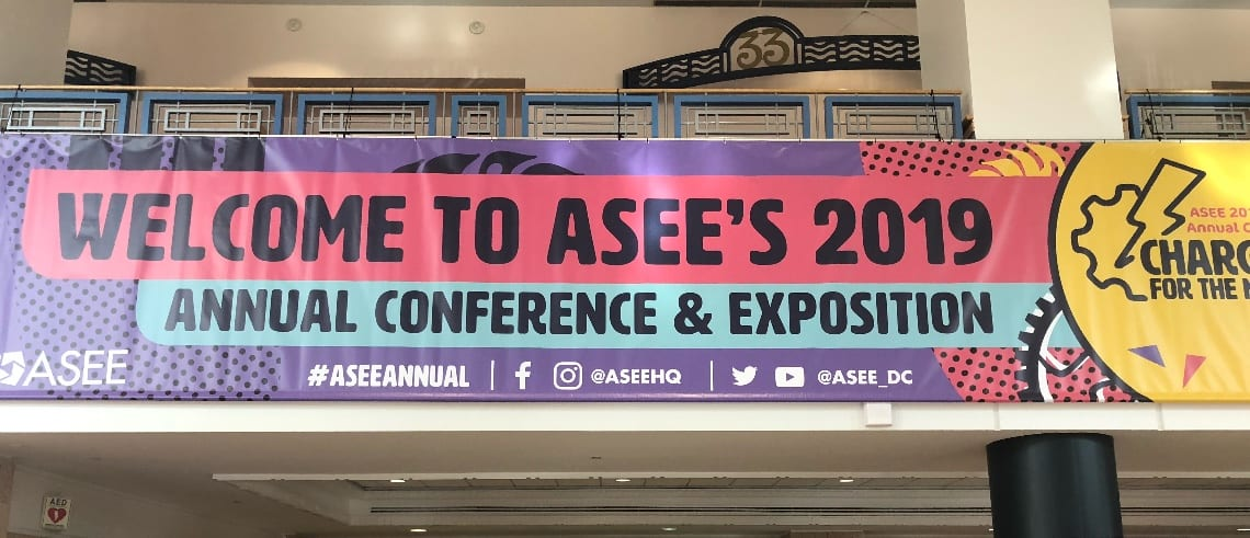 ASEE Day 1: What Drones and Pendulums Tell us About Engineering