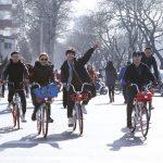 Bike Sharing Adopts New Technologies