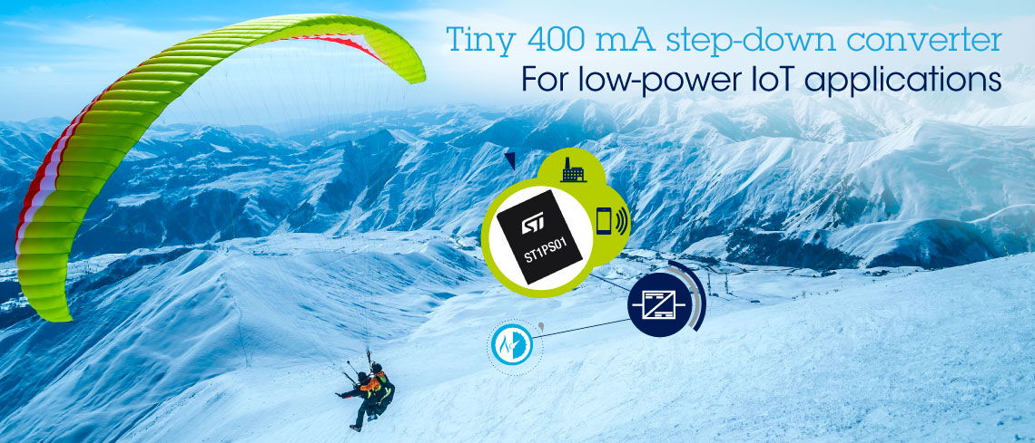 A Nano-Quiescent Step-Down Converter With the Lowest Output in the Industry