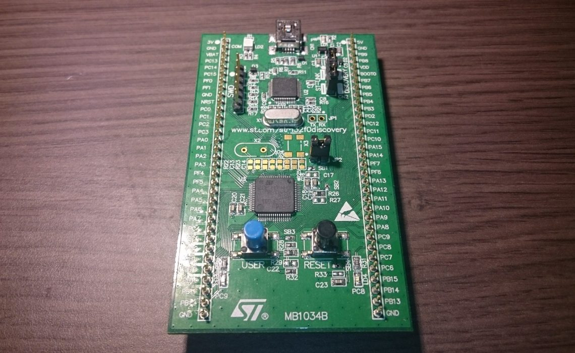 The STM32 Was a Lifesaver!